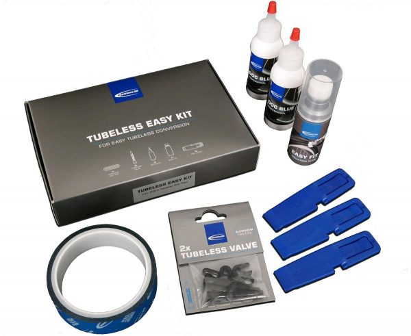 Sada TUBELESS EASY 21mm