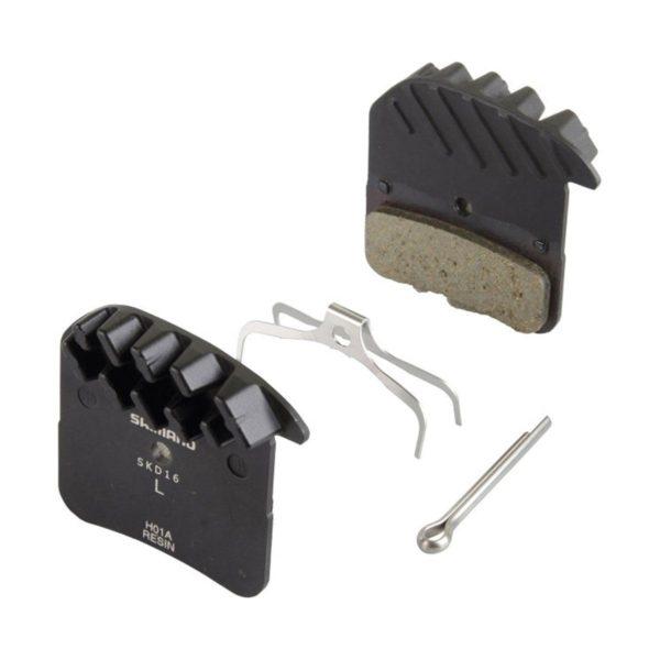 Platničky brzd. resin s chladičom H01A BRM820/640