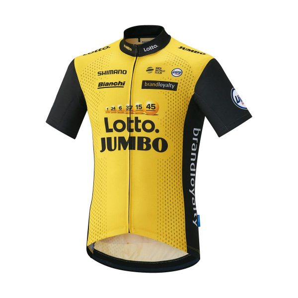 Dres Shimano Team Lotto-Jumbo /Vel:L