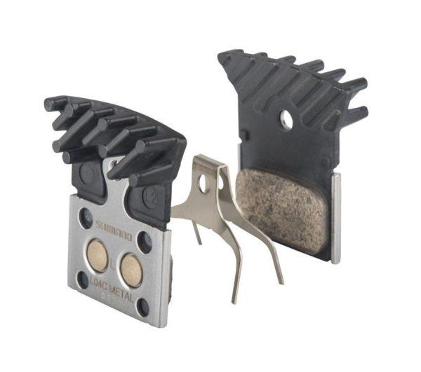 Platničky brzd. metal s chladičom L04C BRM9100/R9170/8070/RS805/505/405