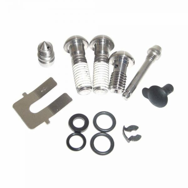 Caliper Hardware Kit (includes Ti body bolts