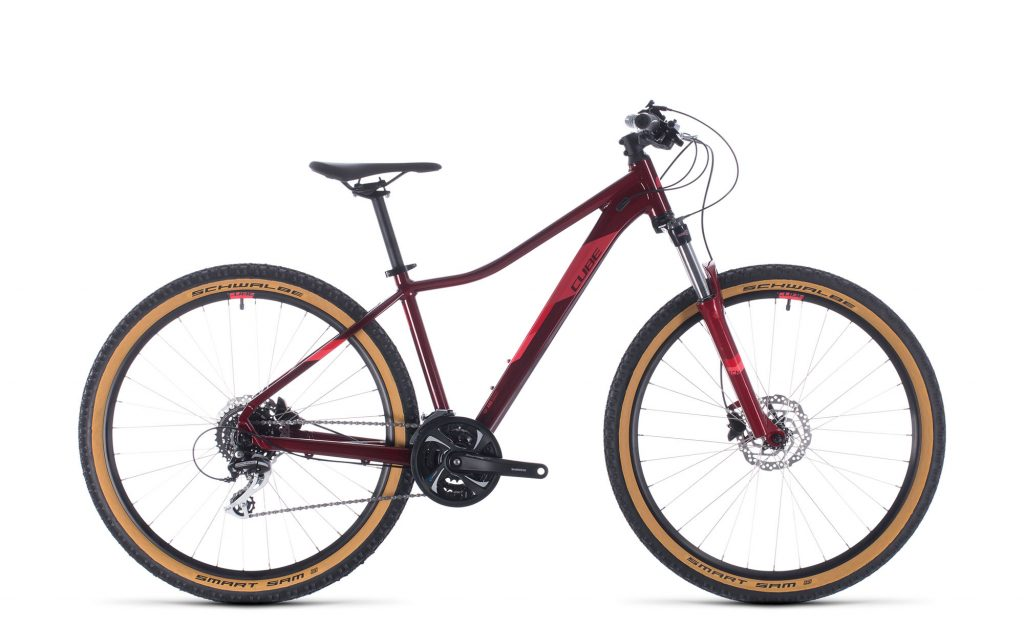 Cube Access WS Exc poppyred´n´coral 2020