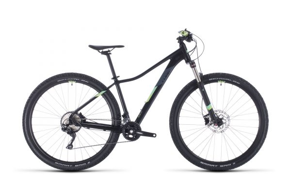 Cube Access WS Race black´n´green 2020