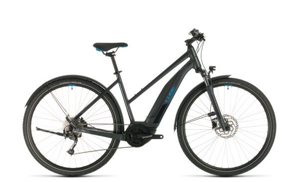 Cube Nature Hybrid ONE 500 Allroad iridium´n´blue 2020 Trapeze