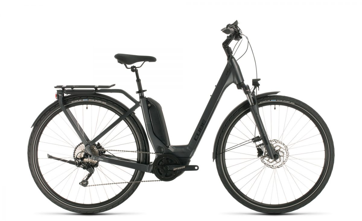 Cube Touring Hybrid Pro 500 iridium´n´black 2020 Easy Entry