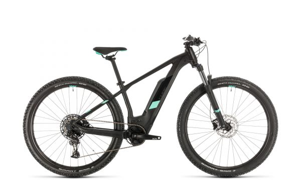 Cube Access Hybrid Pro 500 black´n´mint 2020