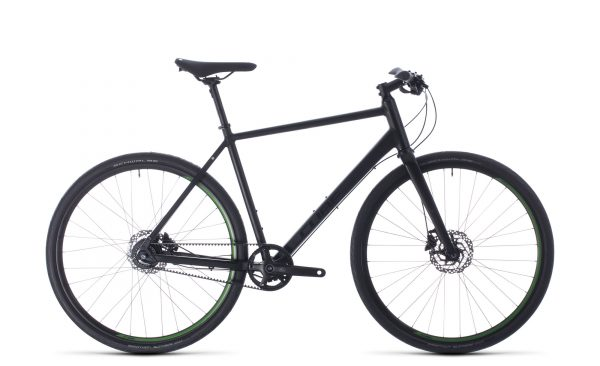 Cube Hyde Race black´n´green 2020