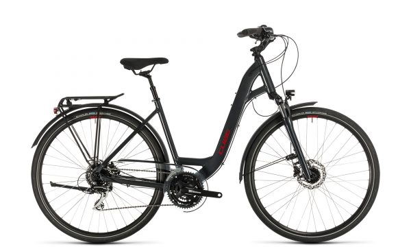 Cube Touring ONE iridium´n´red 2020 Easy Entry