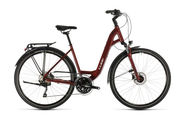 Cube Touring EXC red´n´grey 2020 Easy Entry