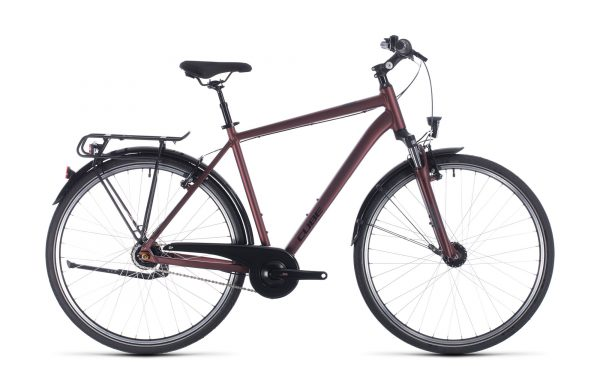 Cube Town Pro red´n´black 2020