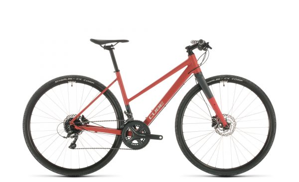 Cube SL Road red´n´grey 2020 Trapeze
