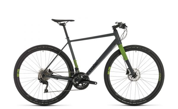 Cube SL Road Race iridium´n´green 2020