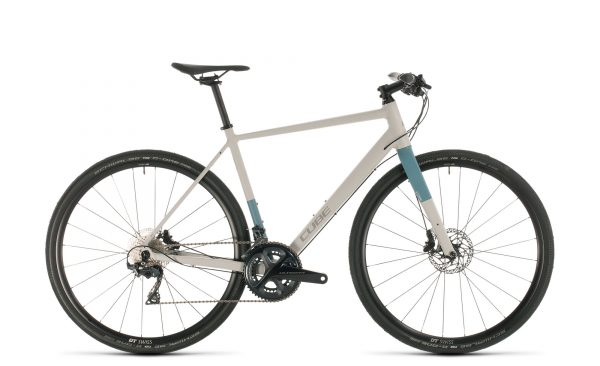 Cube SL Road SL grey´n´blue 2020