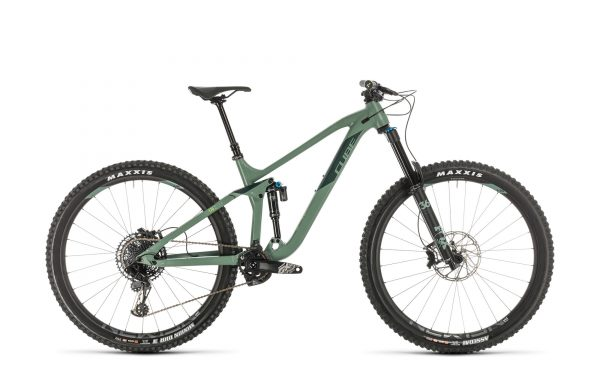 Cube Stereo 170 Race 29 green´n´sharpgreen 2020