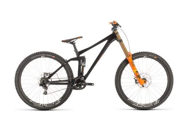 Cube TWO15 SL black´n´orange 2020